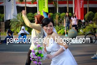 fotopreweddingbandunggokil