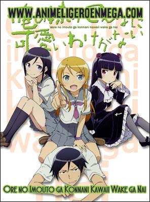 Ore no Imouto ga Konnani Kawaii Wake ga Nai: Todos los Capítulos (12/12) + ONA (04/04) [Mega - MediaFire - Google Drive] BD - HDL