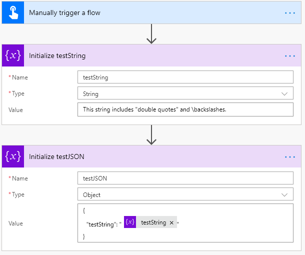 Persnickety about PowerApps: JSON operations in MS Flow