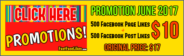 FastFaceLikes Social Media Promotions