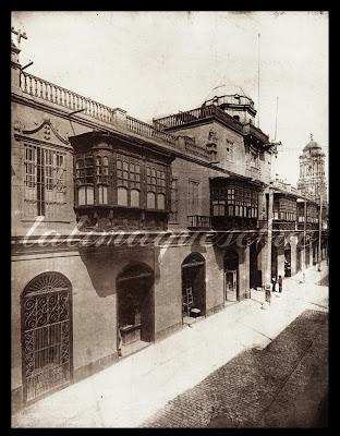 Resultado de imagen para Casas antiguas de la lima colonial