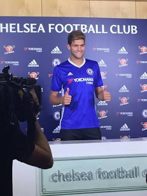 Marcos Alonso al Chelsea