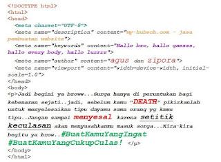 Tools meta tag generator