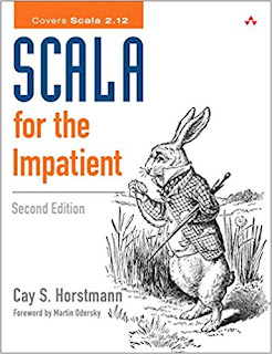 Best book to learn Scala