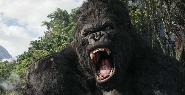 Kong a Ilha da Caveira