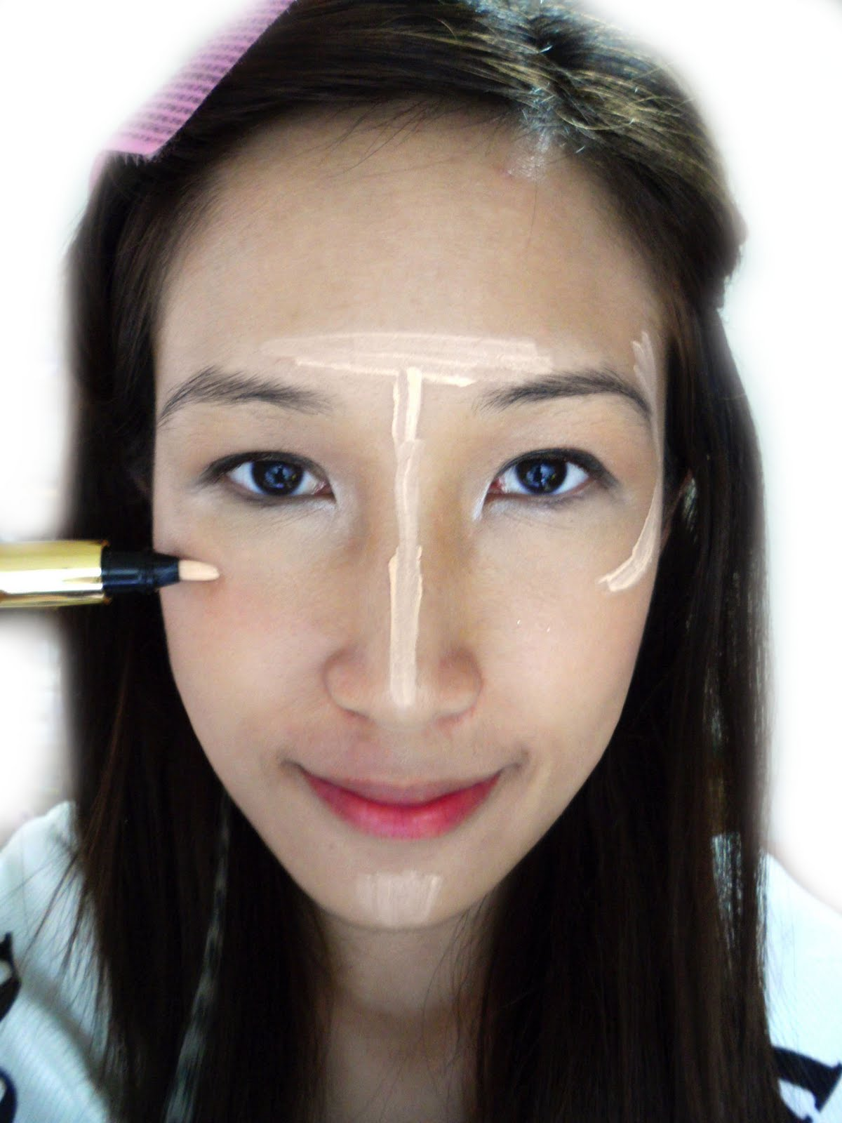 Ulzzang Makeup Tips: All She Ever Wanted: FOTD: Clean And Natural With Ulzzang