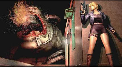 Download Parasite Eve 2 Highly Compressed