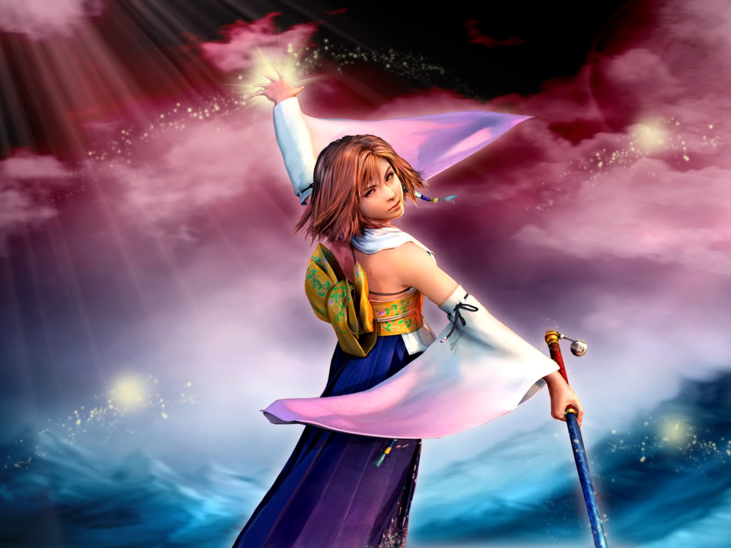 Final Fantasy 10 Wallpaper: Final Fantasy Wallpapers