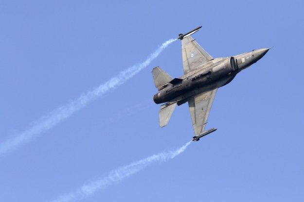 Νέες υπερπτήσεις τουρκικών F16 πάνω από Ρω, Μεγίστη και Στρογγύλη