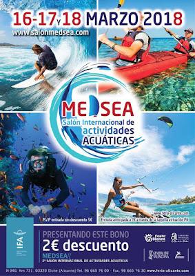 Oliva Turismo presenta toda su oferta de ocio, turismo náutico y activo en la 2ª edición de Medsea