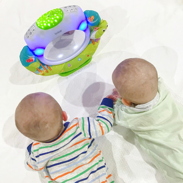 Munchkin Magic Firefly Soother and Projector  |  Lusterhood