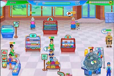 美女超市經理2(Supermarket Management2),輕鬆的超級市場模擬經營!