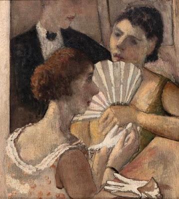 Women with a Fan (1925), Nella Marchesini