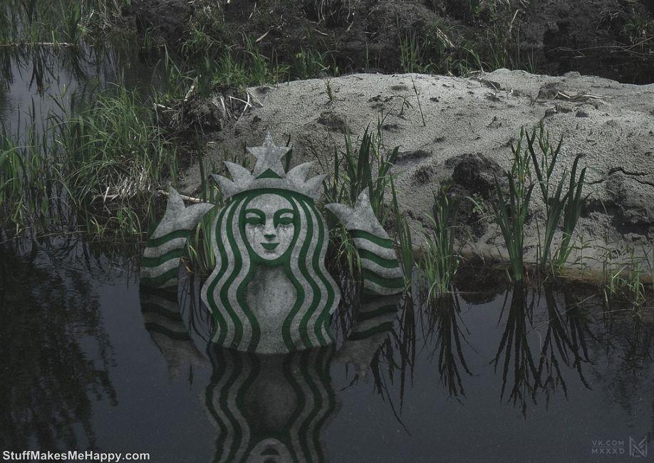 4. Starbucks
