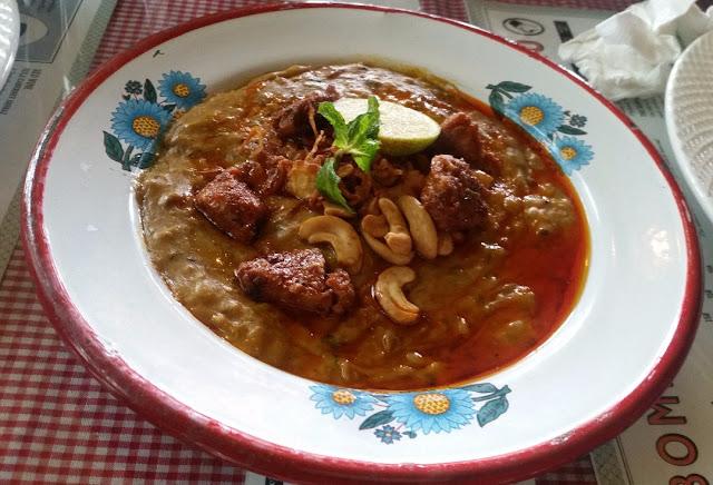 Special Mutton Haleem
