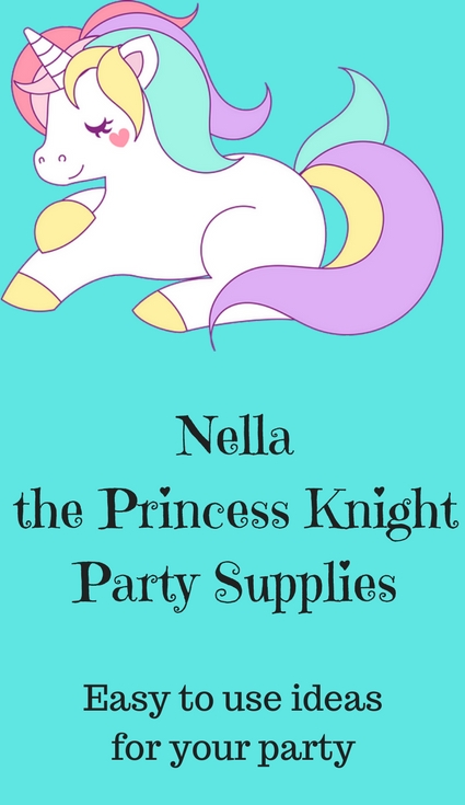 Nella The Princess Knight Party Supplies Paper Goods Crafts Games And Favors
