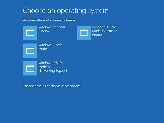 Cara Mengganti Nama Sistem Operasi pada Boot Menu di Windows 10 Saat Dual Boot
