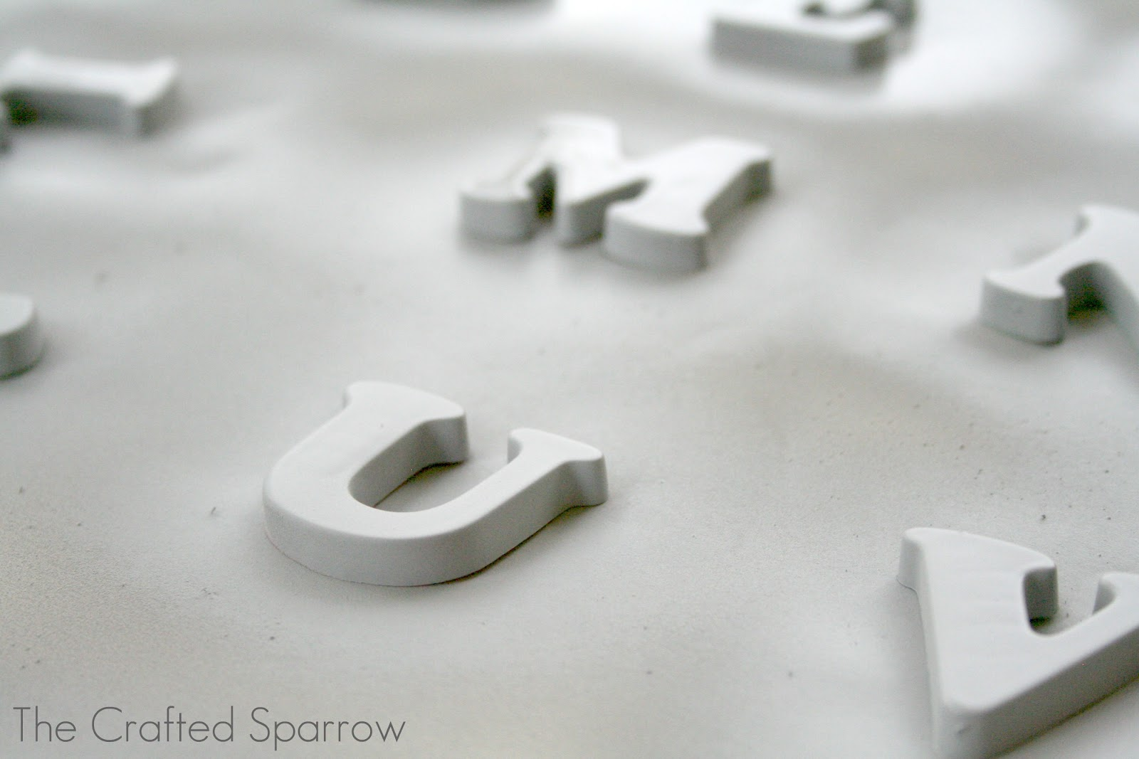 Faux Stainless Steel Alphabet Magnets Pottery Barn Knock