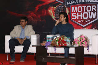 Tiger Shroff Launches Mumbai International Motor Show 2017 026.JPG