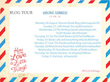How to Find Love in the Little Things Blog Tour