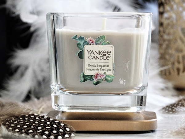 Exotic Bergamot - Yankee Candle Elevation Collection