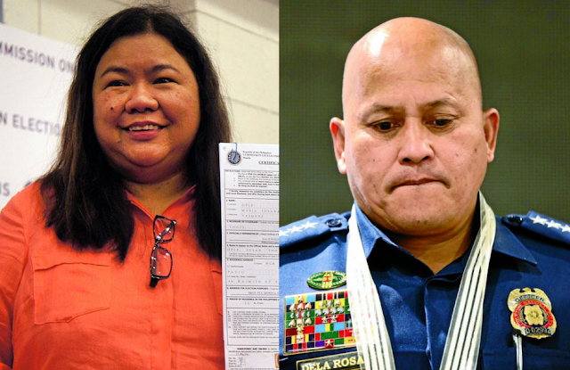 What Susan Ople told in her open letter to Bato de la Rosa is striking