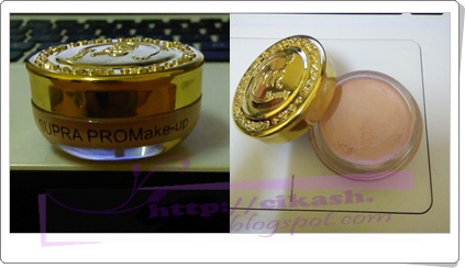 406236bf15a3 SUPRA PRO MAKE UP FOUNDATION - Blog Cik Ash