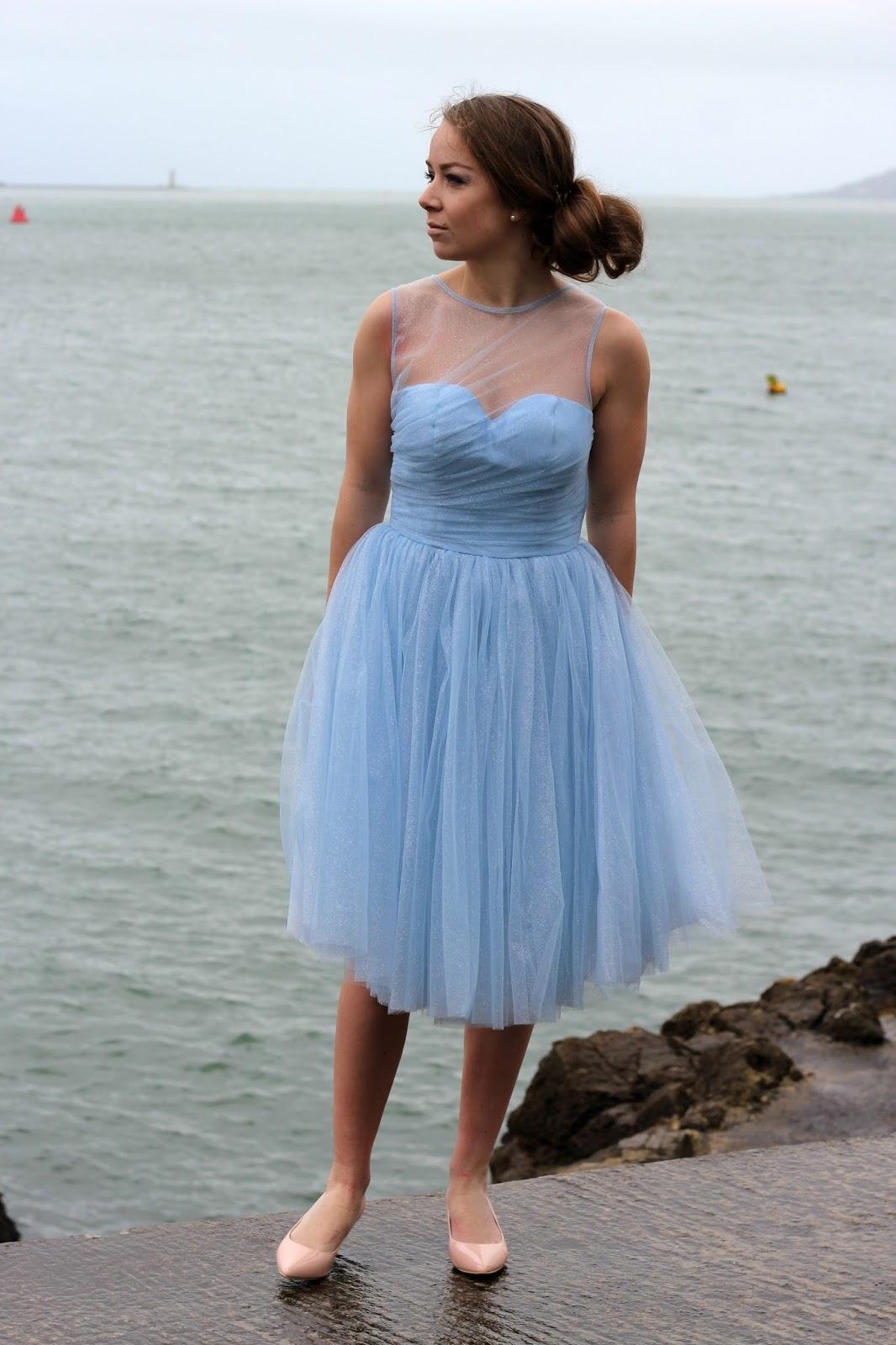 OOTD | Chi Chi London Princess Dress | Sleek-Chic | Bloglovin\'