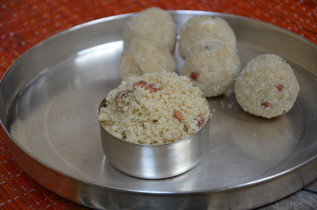 Churma ladoo laddu