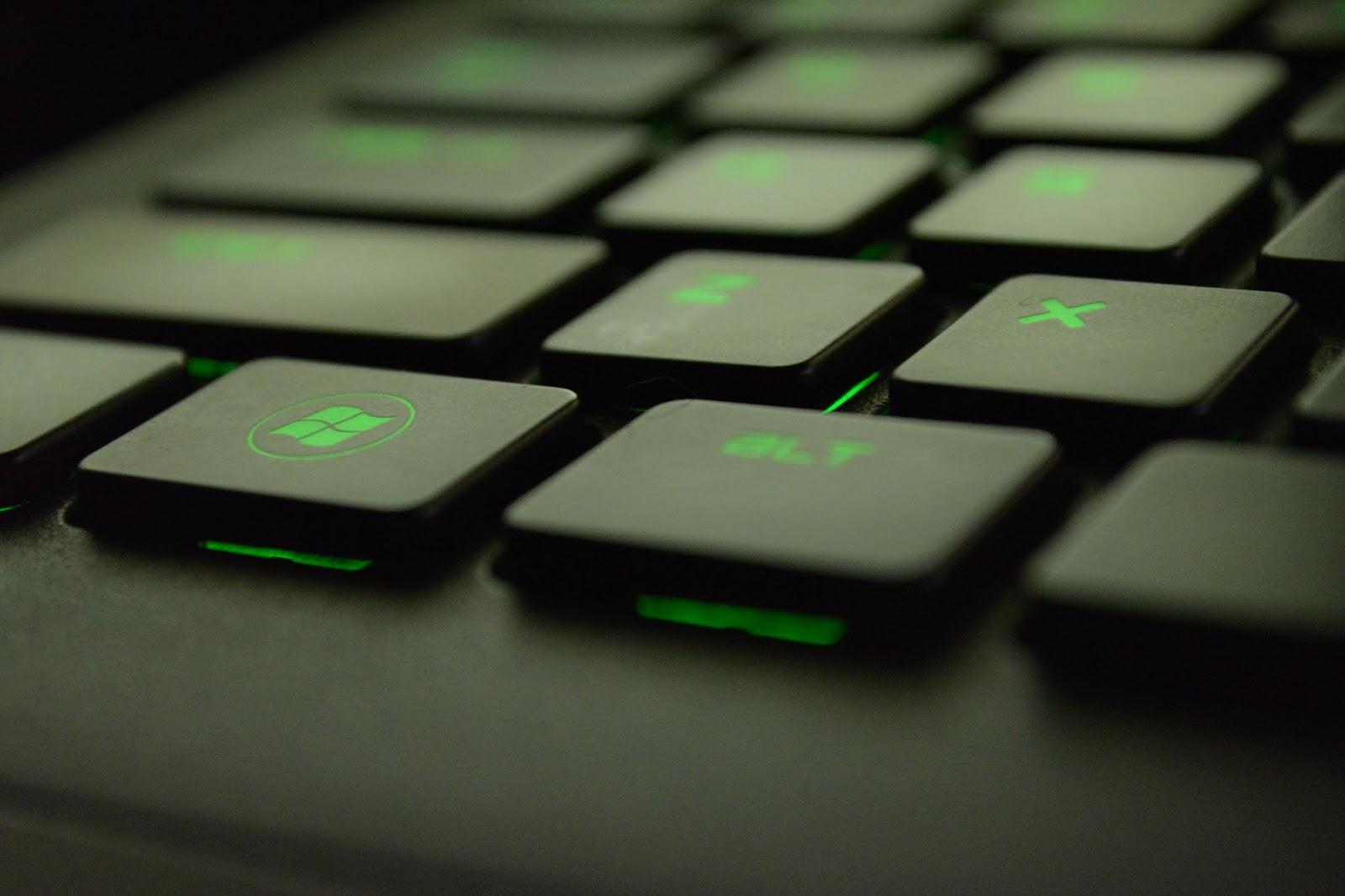 Whats the winkey key | Windows key+Break: Show System Properties