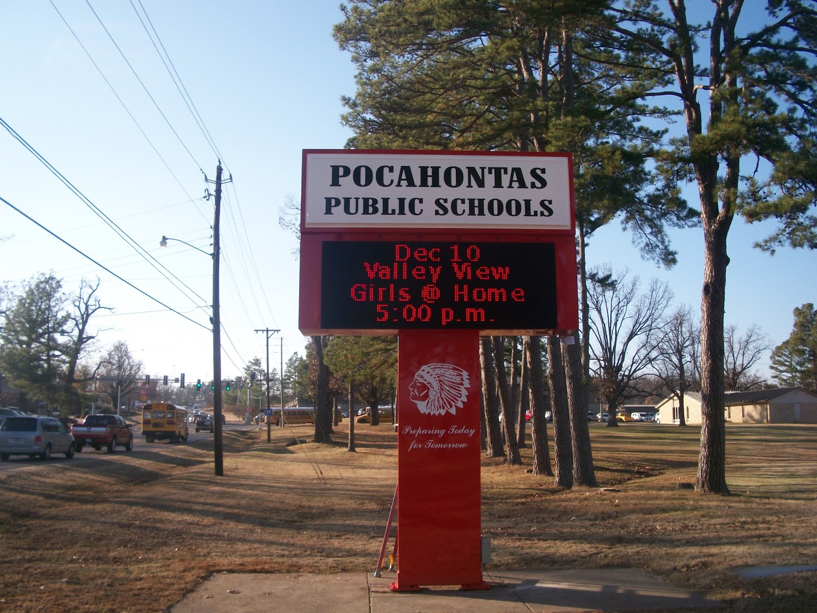 Marquee Messages For Schools
