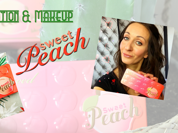 Sweet Peach palette ♡ Too Faced (présentation & makeup)