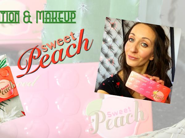 Sweet Peach palette ♡ Too Faced (présentation & makeup)