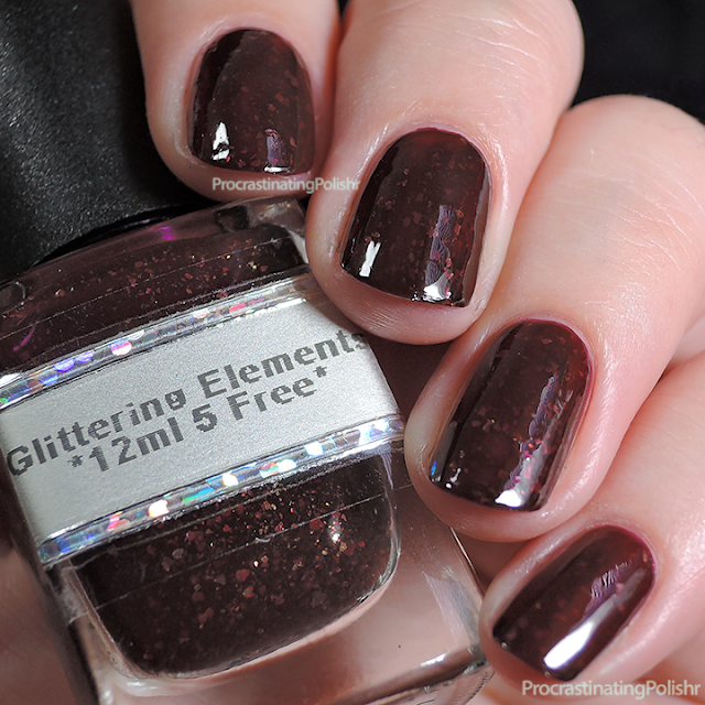 Glittering Elements - Immortal Romance