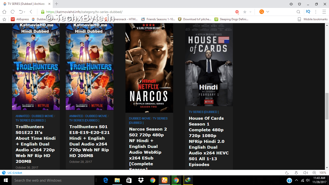 HOW TO DOWNLOAD NETFLIX SERIES IN HINDI - Google Drive Link