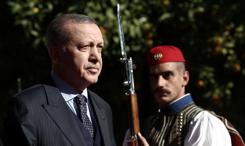 Ερντογάν: Ήρθε, είπε, άκουσε, έφυγε. Τι έμεινε;