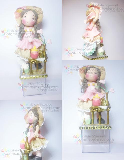 Bambina Rosa Paris