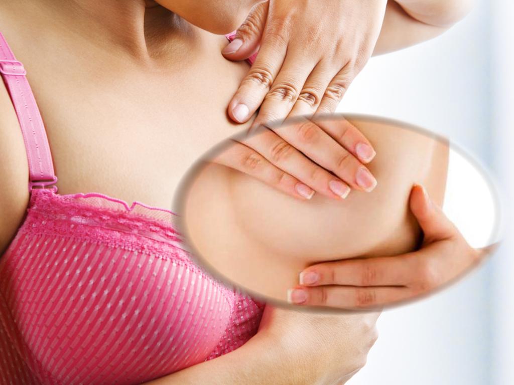Characteristics of breast cancer lumps
