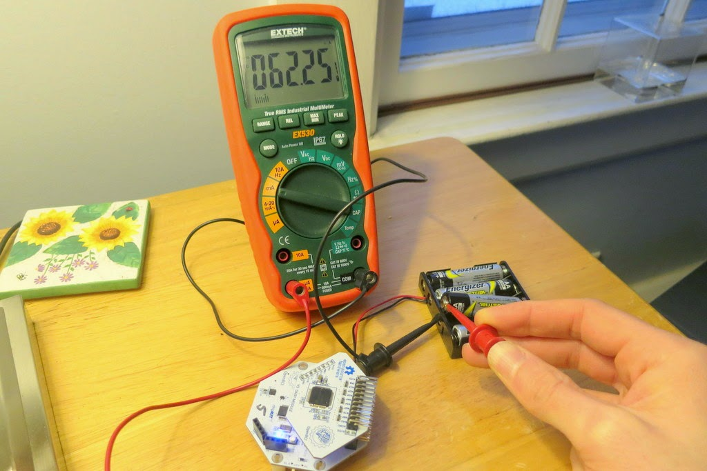 EEG Hacker: Estimating OpenBCI Battery Life