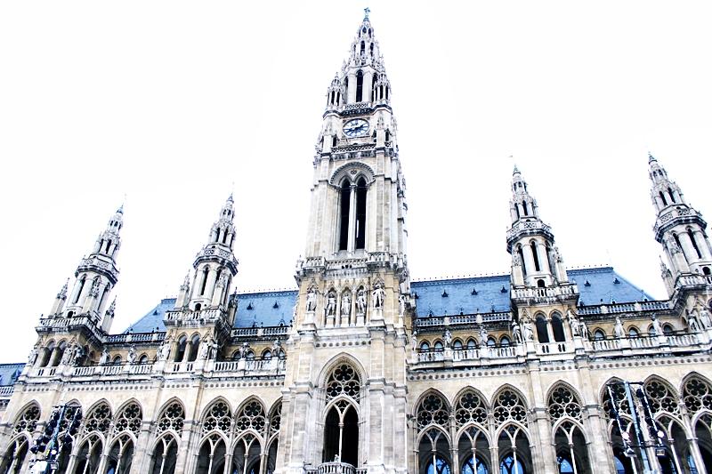 Rathaus zgrada sedište lokalne uprave Beča