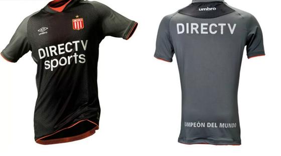 Umbro presentó la nueva camiseta de reserva Estudiantes de La Plata para la  temporada 2017 2018. Los nuevos uniformes de Pincharrata debutaron el  martes ... 885eb630f15a9