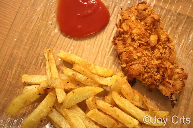 Recette de fast-food Maison