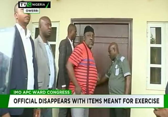Okorocha Has Gone Again To Complain To Buhari Over Imo APC Politics