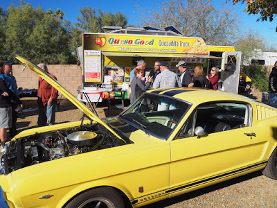Scottsdale AZ Auction Week Open House at Anghel Restorations - Shelbys, Cobra Jets, Boss Mustangs and More! www.VirginiaClassicMustang.com