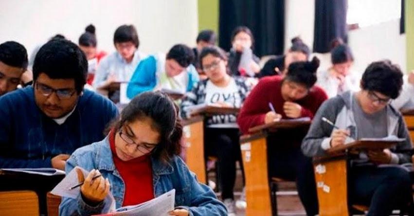 PRONABEC ofrece becas para que jóvenes peruanos culminen sus estudios - www.pronabec.gob.pe