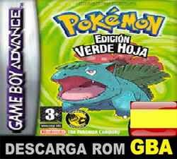 descargar pokemon verde hoja para my boy free