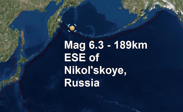 A magnitude 6.3 - 189km ESE of Nikol'skoye, Russia Untitled