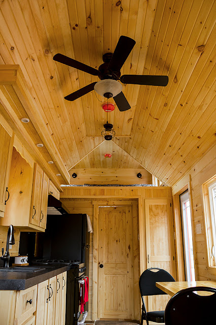 Rollin Cabins Tiny House