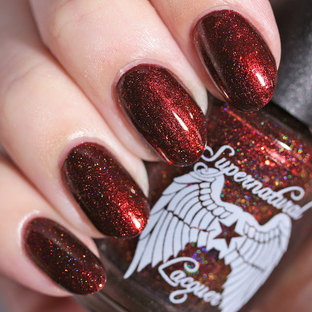 Supernatural Lacquer Mercury in Retrograde
