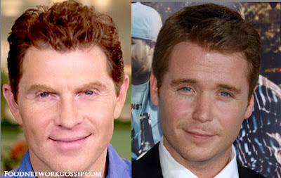 Bobby Flay Look Alike Kevin Connolly